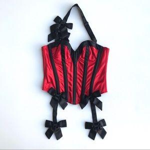 Victoria's Secret Moulin Rouge Bustier Corset